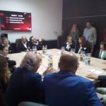 """Sastanak sa delegacijom Sportske asocijacije """"FAI Sport"""" Udine - Italija"""